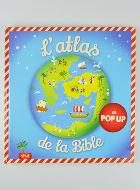 Atlas de la Biblia en Pop'Up - Regalo de Bautismo