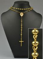 Rosario Collar Fashion Oro