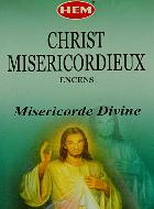Incienso del Cristo Misericordioso